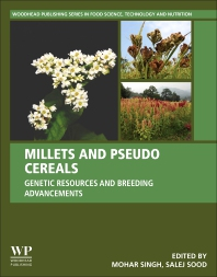 Cover image for Millets and Pseudo Cereals