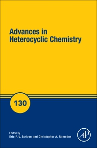 Advances in Heterocyclic Chemistry - 1st Edition - ISBN: 9780128201022, 9780128201039
