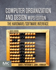 Cover image for Computer Organization and Design MIPS Edition