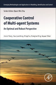 Cover image for Cooperative Control of Multi-Agent Systems