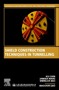 Cover image for Shield Construction Techniques in Tunneling