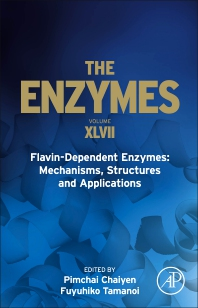 Cover image for Flavin-Dependent Enzymes