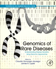 Cover image for Genomics of Rare Diseases