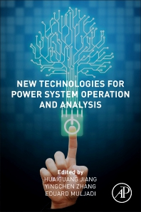 Cover image for New Technologies for Power System Operation and Analysis