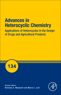 Cover image for Applications of Heterocycles in the Design of Drugs and Agricultural Products