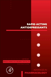 Cover image for Rapid Acting Antidepressants