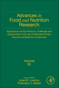 Cover image for Aquaculture and By-Products: Challenges and Opportunities in the Use of Alternative Protein Sources and Bioactive Compounds