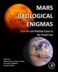 Cover image for Mars Geological Enigmas