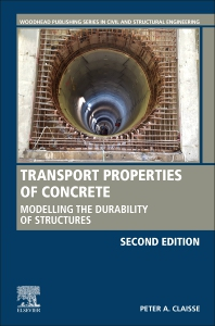 Cover image for Transport Properties of Concrete