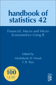 Cover image for Financial, Macro and Micro Econometrics Using R