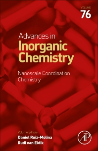Cover image for Nanoscale Coordination Chemistry