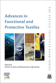 Cover image for Advances in Functional and Protective Textiles