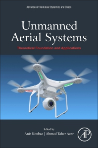Cover image for Unmanned Aerial Systems