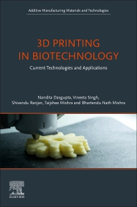 Cover image for 3D Printing in Biotechnology