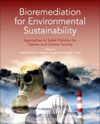 Cover image for Bioremediation for Environmental Sustainability