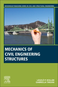 Cover image for Mechanics of Civil Engineering Structures