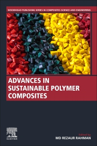 Cover image for Advances in Sustainable Polymer Composites