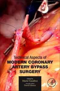 Cover image for Technical Aspects of Modern Coronary Artery Bypass Surgery