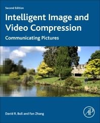 Cover image for Intelligent Image and Video Compression