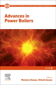 Cover image for Advances in Power Boilers