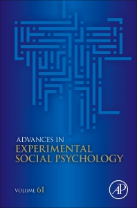 Advances in Experimental Social Psychology - 1st Edition - ISBN: 9780128203729, 9780128203736