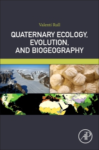 Cover image for Quaternary Ecology, Evolution, and Biogeography