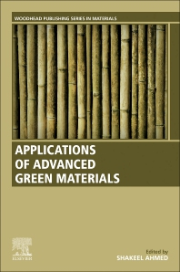 Cover image for Applications of Advanced Green Materials