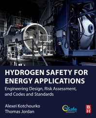 Hydrogen Safety for Energy Applications - 1st Edition - ISBN: 9780128204924