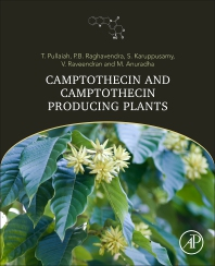 Cover image for Camptothecin and Camptothecin Producing Plants