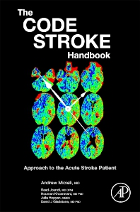 Cover image for The Code Stroke Handbook