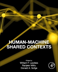 Cover image for Human-machine Shared Contexts