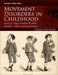 Cover image for Movement Disorders in Childhood