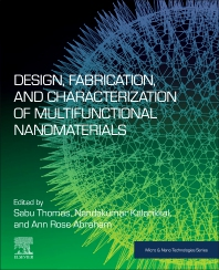 Cover image for Design, Fabrication, and Characterization of Multifunctional Nanomaterials