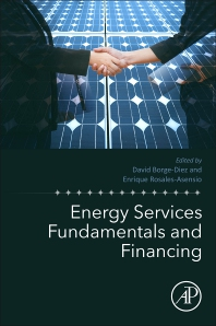 Cover image for Energy Services Fundamentals and Financing