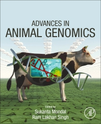 Cover image for Advances in Animal Genomics