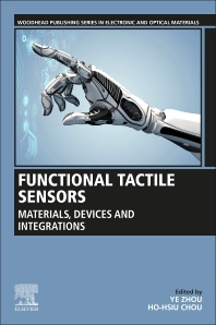 Cover image for Functional Tactile Sensors