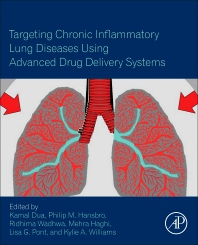 Cover image for Targeting Chronic Inflammatory Lung Diseases Using Advanced Drug Delivery Systems