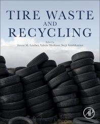 Cover image for Tire Waste and Recycling
