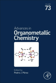 Advances in Organometallic Chemistry - 1st Edition - ISBN: 9780128206904, 9780128206911