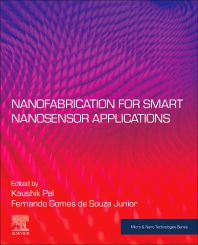 Cover image for Nanofabrication and Applications of Smart Nanosensors