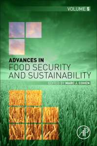 Advances in Food Security and Sustainability - 1st Edition - ISBN: 9780128207116, 9780128207123