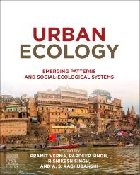 Urban Ecology - 1st Edition - ISBN: 9780128207307, 9780128207314