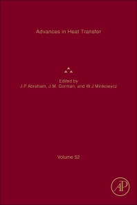 Advances in Heat Transfer - 1st Edition - ISBN: 9780128207376, 9780128207383