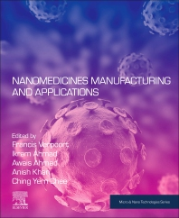 Cover image for Nanomedicines Manufacturing and Applications