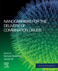 Cover image for Nanocarriers for the Delivery of Combination Drugs