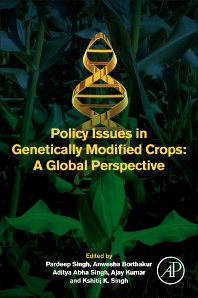 Cover image for Policy Issues in Genetically Modified Crops