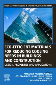 Cover image for Eco-efficient Materials for Reducing Cooling Needs in Buildings and Construction