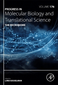 Cover image for The Microbiome