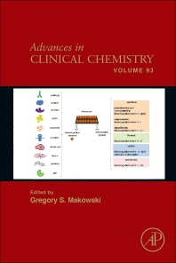 Advances in Clinical Chemistry - 1st Edition - ISBN: 9780128207994