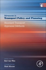 Standard Transport Appraisal Methods - 1st Edition - ISBN: 9780128208212, 9780128208229